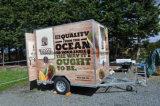 Remorque de camion de nourriture/remorque casse-croûte/véhicule mobile de cuisine avec du ce
