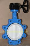 Клапан-бабочка волочения покрытия PTFE