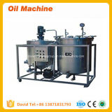 Mini machines de raffinage de raffinage d'huile végétale de machine de raffinerie de pétrole par pétrole