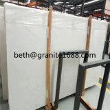 Het Marmer van het Sneeuwwitje voor Bouwmaterialen voor Vloer en Muur