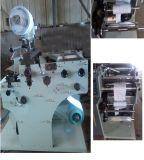 Rotary morrem de corte e máquina de corte com dois Rewinding