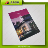 Xiyuan une impression promotionnelle de brochure de construction et d'inducteur de classe