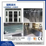 machine de découpage en acier de laser de la fibre 3000W Lm4015g avec le certificat d'OIN
