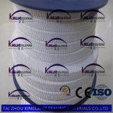 (KLP212)オイルのない純粋なPTFEのテフロン腺の編みこみのパッキング