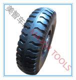 2.50-4 좋은 품질을%s 가진 러그 패턴 PU 거품 바퀴