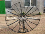 메시 C Band 210cm Satellite Dish Antenna