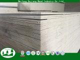 Le contre-plaqué/film marins de construction a fait face au contre-plaqué/au contre-plaqué Shuttering avec le faisceau de peuplier