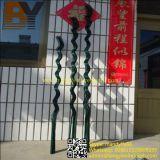 PVC塗られたか、またはエレクトロによって電流を通されるトマトの螺線形の棒