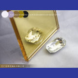 Espelho dourado da cor do espelho espelho de vidro reflexivo dourado de 1.5mm - de 10mm