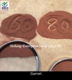 サンドブラスティングのための自然な研摩のガーネット