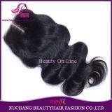 7A等級のブラジルのバージンの毛ボディ波3PCSの柔らかい人間の毛髪はブラジルの毛の織り方の束が染めることができるバージンを漂白されて編む