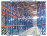 Cremalheira resistente da pálete do armazenamento do armazém com certificação do CE