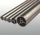 Lega 6063, vario tubo di Aluminum/Aluminium di profilo di formato delle 3003 espulsioni