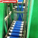 Camelsteelは主な品質のカラーによって塗られる電流を通された鋼鉄コイルPPGIを提供する