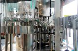Machine recouvrante remplissante de lavage de l'eau de bouteille d'animal familier