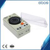 Commutateur de minuterie mécanique de la batterie intégrée