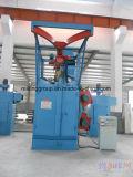Haltbare Serien-hakenförmige luftlose Granaliengebläse-Maschine