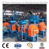 Línea de producción de polvo de goma de funcionamiento perfecto / máquina de reciclaje de neumáticos de desecho