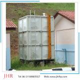 FRP hitzebeständiger beweglicher rechteckiger quadratischer Wasser-Sammelbehälter