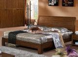 Festes hölzernes Bett-moderne doppelte Betten (M-X2251)