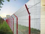 Низкоуглеродистый гальванизированный сваренный ограждать ячеистой сети украшения сада
