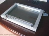 Portello di vetro per il congelatore del gelato