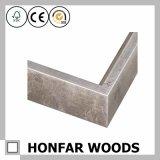 Nuovo modanatura di legno Metal-Like del blocco per grafici