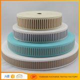 Varia cinta tejida hecha punto del borde de las correas del colchón de la buena calidad