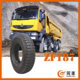 Vorspannung und Nylon Tyre, Light Truck Tyre, Transvers Pattern Tyre