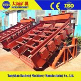 Hot Sales Stone & Rock Fine Powder Vibrating Screen