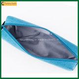 Sostenedor de encargo del lápiz de la caja de lápiz de la cremallera de la lona (TP-PCB019)