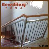 ステンレス鋼階段手すりの手すり(SJ-X1031)を柵で囲む棒