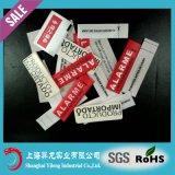 Soluções 58kHz de EAS duras e fabricante Tag178 da etiqueta macia