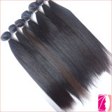 5A 100%년 Cuticle Natural Beautiful Virgin Hair Weft