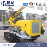 Hf140y 크롤러 유형 다기능 DTH 드릴링 리그