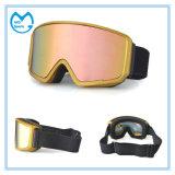 De dubbele Beschermende brillen van de Sneeuw van de Ski van de Glazen van de Sporten van de Lens Verwisselbare