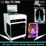 2d 3D cristal machine de gravure (HSGP-4 Ko)