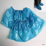 Blaue Farben-Wegwerfplastikschuh-Deckel/Schoner