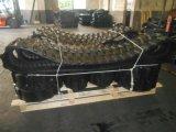 Trilha de borracha 450*81W*76 do grande tamanho para Takeuchi, máquina escavadora de Hitachi
