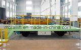 Carretilla motorizada de la transferencia para la fábrica