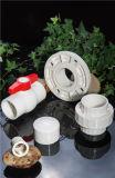 Flange de uma peça só plástica do RUÍDO CPVC do tipo Dn125-300 de Huasheng
