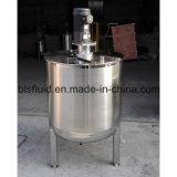 Mezclador del acero inoxidable de la calefacción de vapor