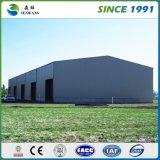 Casa de frame de aço clara China com alta qualidade