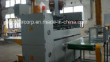 Servo dobro High Speed Semi-Auto Box Stitching Machine para Stitching Corrugated Box