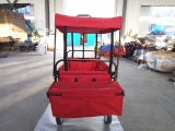 Hot Sale Australia Market Forking Wagon Stroller Trolley