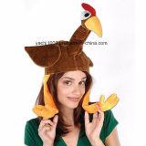 Cappello della Turchia della peluche del regalo di giorno di ringraziamento