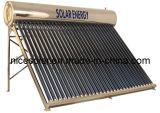 Sin presión calentador de agua solar Bg 300L9
