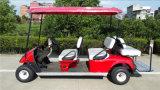 3000 W coche eléctrico del golf con 6 Asientos para Ventas