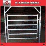 El ganado artesona las puertas del ganado de los paneles de la cerca del ganado