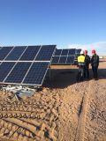 Pila de encargo del tornillo con la placa para la estación de la energía solar 15mv